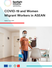 COVID-19 and women migrant workers in ASEAN