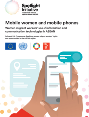 Mobile women and mobile phones: Women migrant workers' use of information and communication technologies in ASEAN